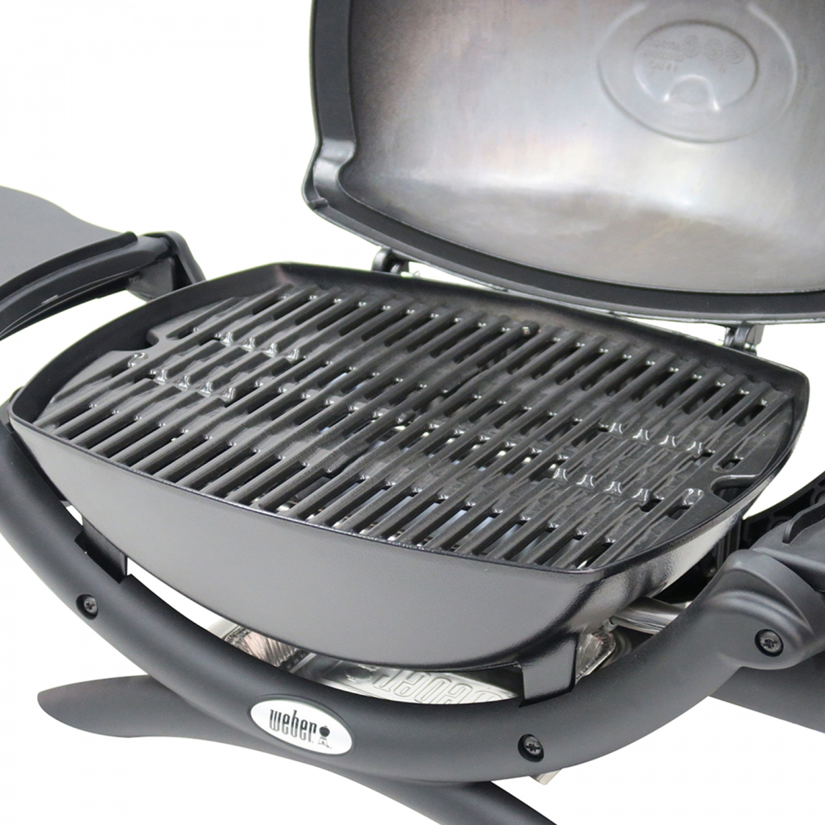 Weber q 1200 gas grill il mondo del barbecue for Outdoorkuche mit gasgrill