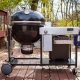 WEBER SUMMIT CHARCOAL GRILLING CENTER Ø 61 CM