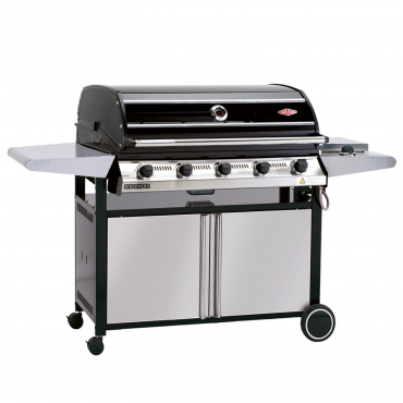 BARBECUE A GAS BEEFEATER DISCOVERY 1000R PREMIUM 5 FUOCHI