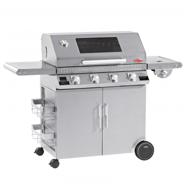 BARBECUE A GAS BEEFEATER DISCOVERY 1100S 4 FUOCHI