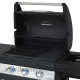 BARBECUE A GAS CAMPINGAZ MASTER 3 SERIES CLASSIC LXS BLACK EDITION