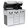 BROIL KING IMPERIAL 690 CON MOBILETTO