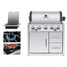 BROIL KING IMPERIAL 590 CON MOBILETTO