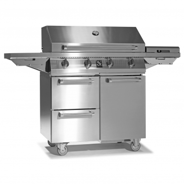STEEL SWING 90 BARBECUE W9C-4
