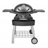 BARBECUE A GAS DOLCEVITA TWINGRILL CON CARRELLO