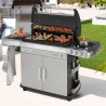 BARBECUE A GAS CAMPINGAZ 4 SERIES RBS LXS