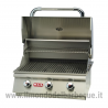 BARBECUE A GAS BULL EUROPE STEER DA INCASSO