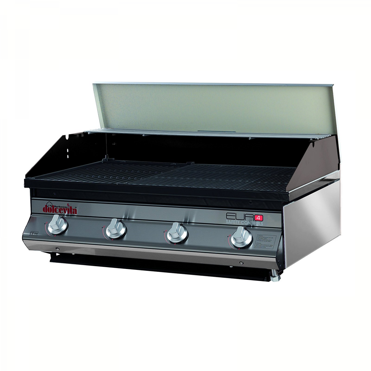 separation shoes b1901 5b747 BARBECUE A GAS DOLCEVITA EURO 4 DA INCASSO | Il Mondo del Barbecue