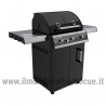 BARBECUE A GAS OUTDOORCHEF DUALCHEF 325 G