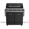 BARBECUE A GAS OUTDOORCHEF DUALCHEF 415 G