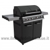 BARBECUE A GAS OUTDOORCHEF DUALCHEF 425 G