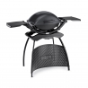 WEBER Q 2400 ELECTRIC GRILL CON STAND