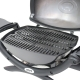 WEBER Q 1200 GAS GRILL CON STAND