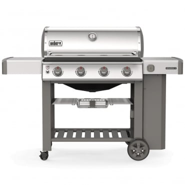 GENESIS II S-410 GBS BARBECUE A GAS