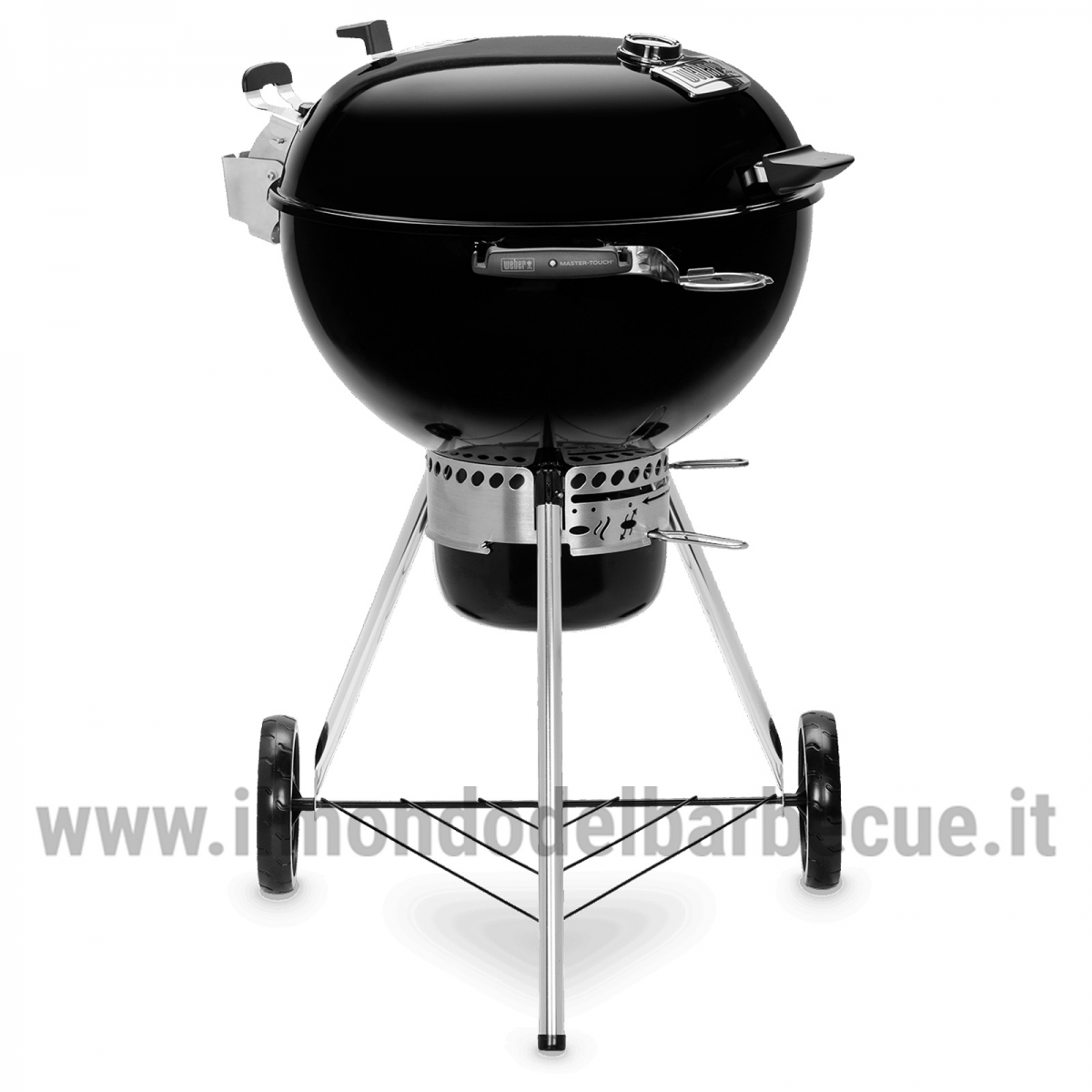 weber master touch gbs premium e 5770 barbecue a carbone. Black Bedroom Furniture Sets. Home Design Ideas