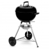 WEBER ORIGINAL KETTLE E-4710 BARBECUE A CARBONE Ø 47 CM