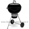 WEBER ORIGINAL KETTLE E-5730 BARBECUE A CARBONE Ø 57 CM