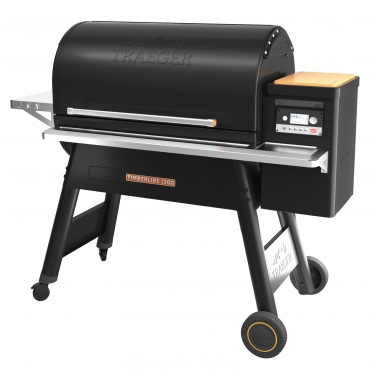 BARBECUE A PELLET TRAEGER TIMBERLINE 1300