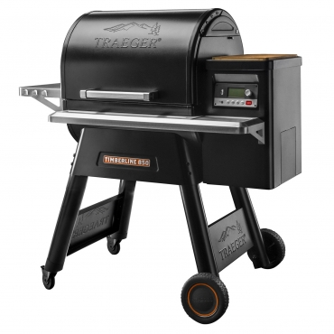 BARBECUE A PELLET TRAEGER TIMBERLINE 850