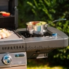 BARBECUE A GAS CAMPINGAZ MASTER 4 SERIES CLASSIC SBS DUAL GAS
