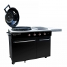 BARBECUE A GAS OUTDOORCHEF LUGANO 570 G