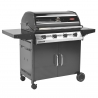 BARBECUE A GAS BEEFEATER DISCOVERY 1000R 4 FUOCHI