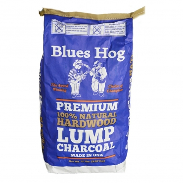 BLUES HOG PREMIUM LUMP CHARCOAL