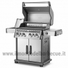 BARBECUE A GAS NAPOLEON ROGUE RSE525RSIB