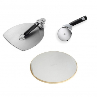 KIT PER PIZZA WEBER Ø 36,5 CM