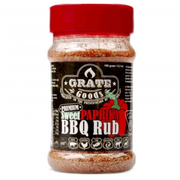 GRATE GOODS SWEET PAPRIKA BBQ RUB