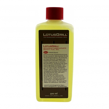 GEL COMBUSTIBILE LOTUS 500 ML