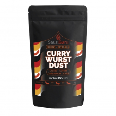 CURRY WURST DUST