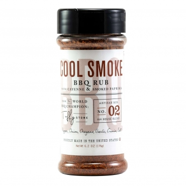 COOL SMOKE BBQ RUB N.02