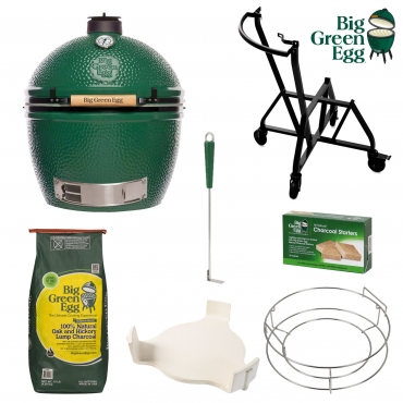 BIG GREEN EGG XL PACCHETTO STARTER
