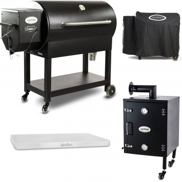 BARBECUE A PELLET LOUISIANA GRILLS LG 1100