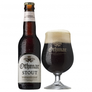 OTHMAR STOUT BEER 33cl