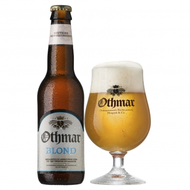 OTHMAR BLOND BEER 33 CL