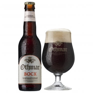 OTHMAR BOCK BEER 33 CL