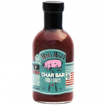 MEAT MITCH CHARBAR TABLE SAUCE