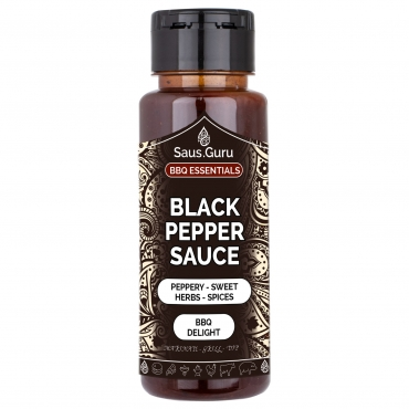 BLACK PEPPER BBQ SAUCE