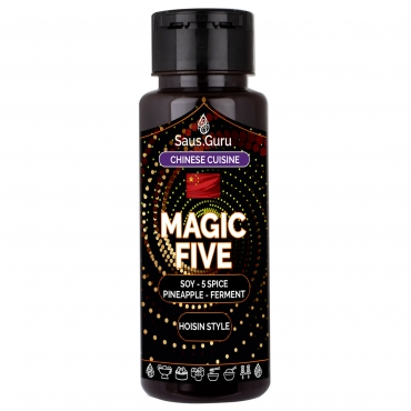 ASIAN COLLECTION - MAGIC FIVE