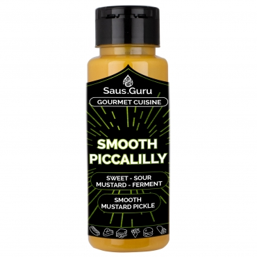 GOURMET COLLECTION - SMOOTH PICCALILLY