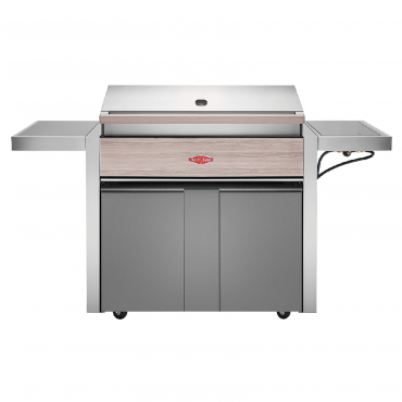 BARBECUE A GAS BEEFEATER 1500 5 FUOCHI