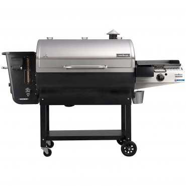 "BARBECUE A PELLET CAMP CHEF 36"" WIFI WOODWIND CON BRUCIATORE LATERALE"
