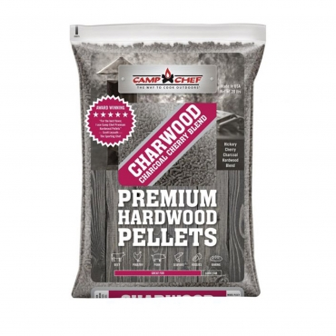 PELLET PREMIUM CHARWOOD CHARCOAL CHERRY BLEND CAMP CHEF