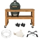 BIG GREEN EGG LARGE ACACIA TABLE PACKAGE