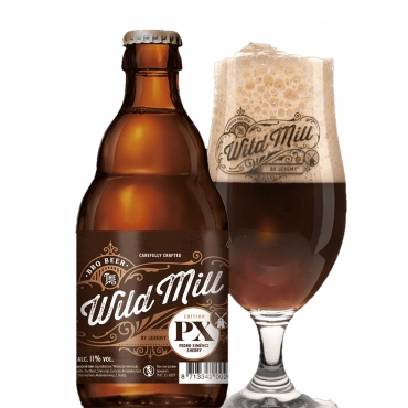 THE WILD MILL PX BEER 33 CL
