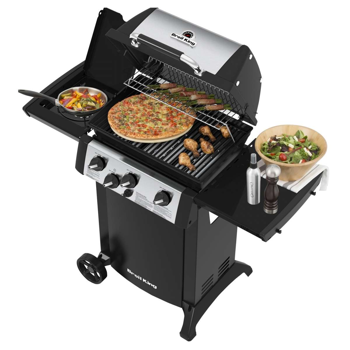 gem 340 broil king barbecue a gas 1 1