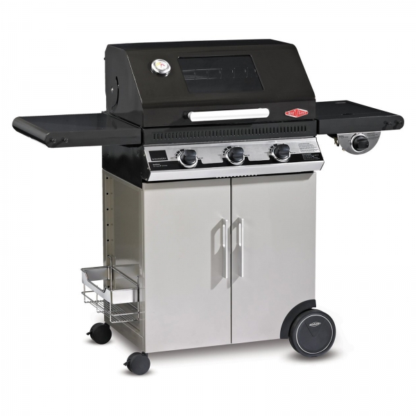 BARBECUE A GAS BEEFEATER DISCOVERY 1100E 3 FUOCHI