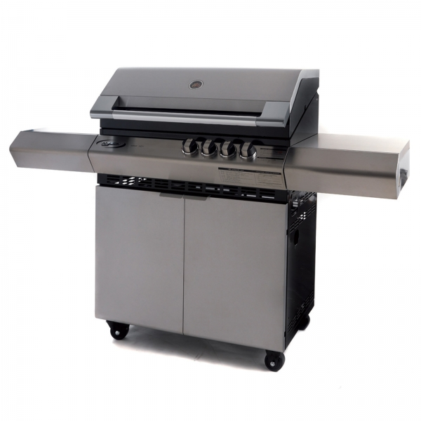 BARBECUE A GAS DOLCEVITA TURBO ELITE 4